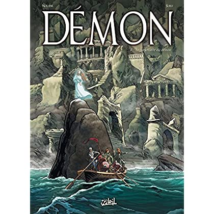 Démon T02 - Le Concile des démons