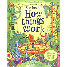 See Inside: How Things Work (Usborne See Inside)