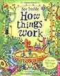 How Things Work (See Inside) (Usborne See Inside)