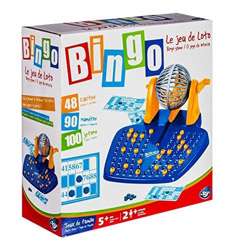 Betoys - 124487 - Jeu DE Societe Bingo 90 Numeros