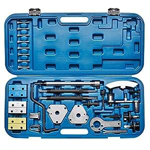 KRAFTPLUS® K.200-1816 Jeu d'outils de calage de distribution pour Fiat, Alfa Romeo, Lancia – 34 pièces