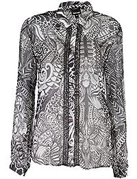 499fffeaa4 cavalli - Bluse e camicie / T-shirt, top e bluse: Abbigliamento - Amazon.it