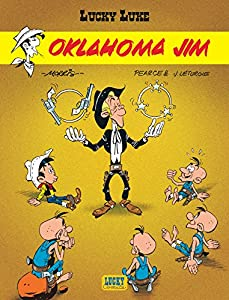 "Afficher ""Lucky Luke (Lucky Comics) Oklahoma Jim"""