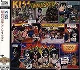 Songtexte von KISS - Unmasked