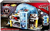 Disney Cars 3 Florida speedway mega garage