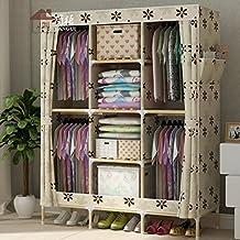 1,3 A Waschbar Nylon Tuch Kleiderschrank Montieren Die Stärkung Der  Kleiderschrank Doppelte Bold Holz