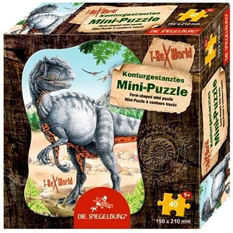 Spiegelburg 21664 Minipuzzle Allosaurus T-Rex World (40 Teile)