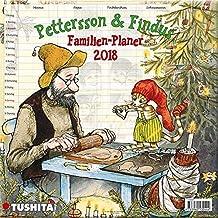 Pettersson & Findus – Familien Planer 2018: Kalender 2018 (Media Illustration)