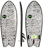 Softech kyuss Fish FCS II 4 '8 Soft Board