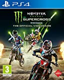 Monster Energy Supercross - The Official Videogame (PS4) (New)