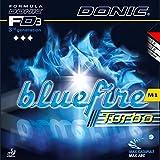 Tischtennis Belägen Donic Bluefire M1Turbo, 2,00mm, rot
