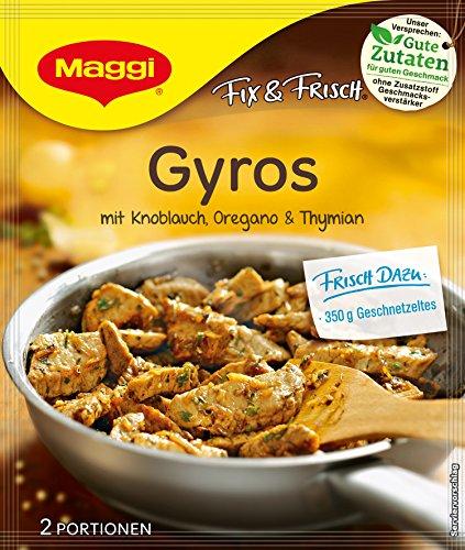 Maggi Fix und Frisch Gyros, 30 g