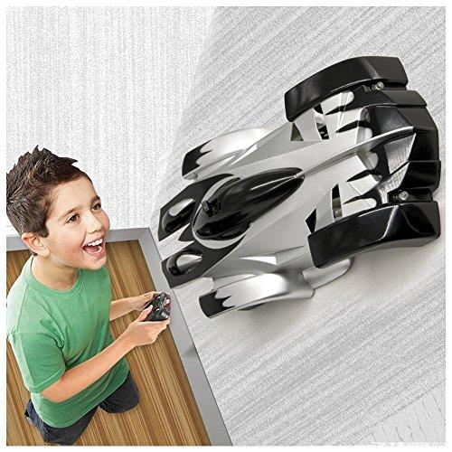 Fstgo mini car telecomandata per bambini stunt car scala-parete 2.4ghz veicoli da corsa radiocomandati giocattoli elettrici per bambini