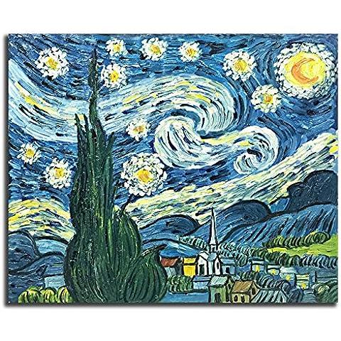 Raybre Art® (40*50cm) Cuadros Abstractos Pintada Mano sobre lienzo Pinturas óleo