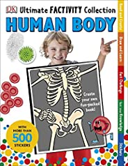 Human Body Ultimate Factivity Collection: Create your own Fun-packed Book!