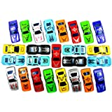 Infinxt Set Of 25 Express Mini Toy Cars For Kids Multicolor