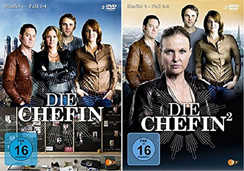 Staffel 1+2 Set