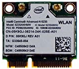 Mini PCIe WiFi WLAN WIDI 802.11 a N Advanced 6235 Dual Band id13429