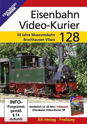 Eisenbahn Video-Kurier 129 - Kleindieselloks DB und DR [Edizione: Germania]