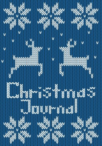 5 Year Christmas Memory Journal (Ugly Christmas Gift Ideas)(V6) (Stocking Stuffer Ideas, Band 6) (Stocking Stuffer Ideen Für Kinder)
