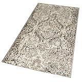 DomDeco In- und Outdoor-Teppich Light Patterns 150 x 80 cm Kunststoff für Innen und Außen