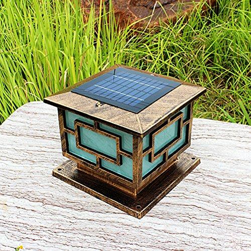 Solar-licht-spalte (OSY Scheinwerfer/Villa im freien Solarwand Spalte Tür Sensor Licht/Wandleuchte)