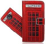Motorola Moto G6 Play Case, FoneExpert® Beautiful Printed