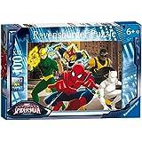 Spiderman - Ultimate Spiderman, puzzle de 100 piezas XXL (Ravensburger 10518 2)