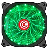 Best 120mm Fans - Circle 120MM High Quality 15 LED (GREEN LED) Review