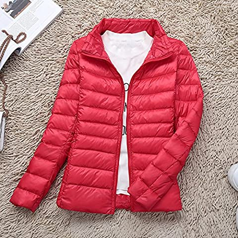 WJP donne ultra leggero rivestimento Packable gi? Outwear tampone piumino W-908 - Serie 908