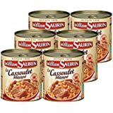 Cassoulet William Saurin 840g ( Pack of 6 )