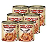 Cassoulet William Saurin 840g (pack of 6)