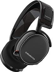 SteelSeries Arctis 7 Wireless Gaming Headset (Black)