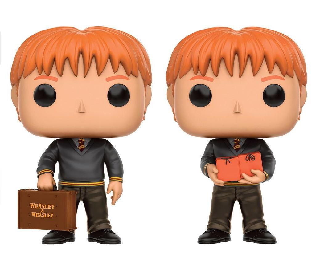 Funko Pop Pack Gemelos Fred and George Weasley (Harry Potter) Funko Pop Harry Potter