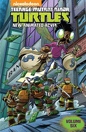 Teenage Mutant Ninja Turtles: New Animated Adventures Vol. 6 ...