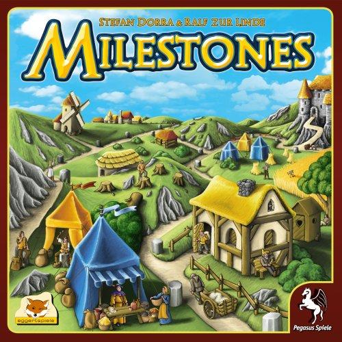 Pegasus Spiele 54545G - Milestone