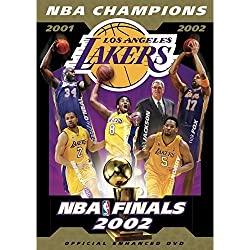 NBA Champions 2002: Lakers (TM1669) by Shaquille O'Neal