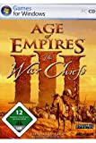 Age of Empires 3 - The War Chiefs (Add-On) Software Pyramide