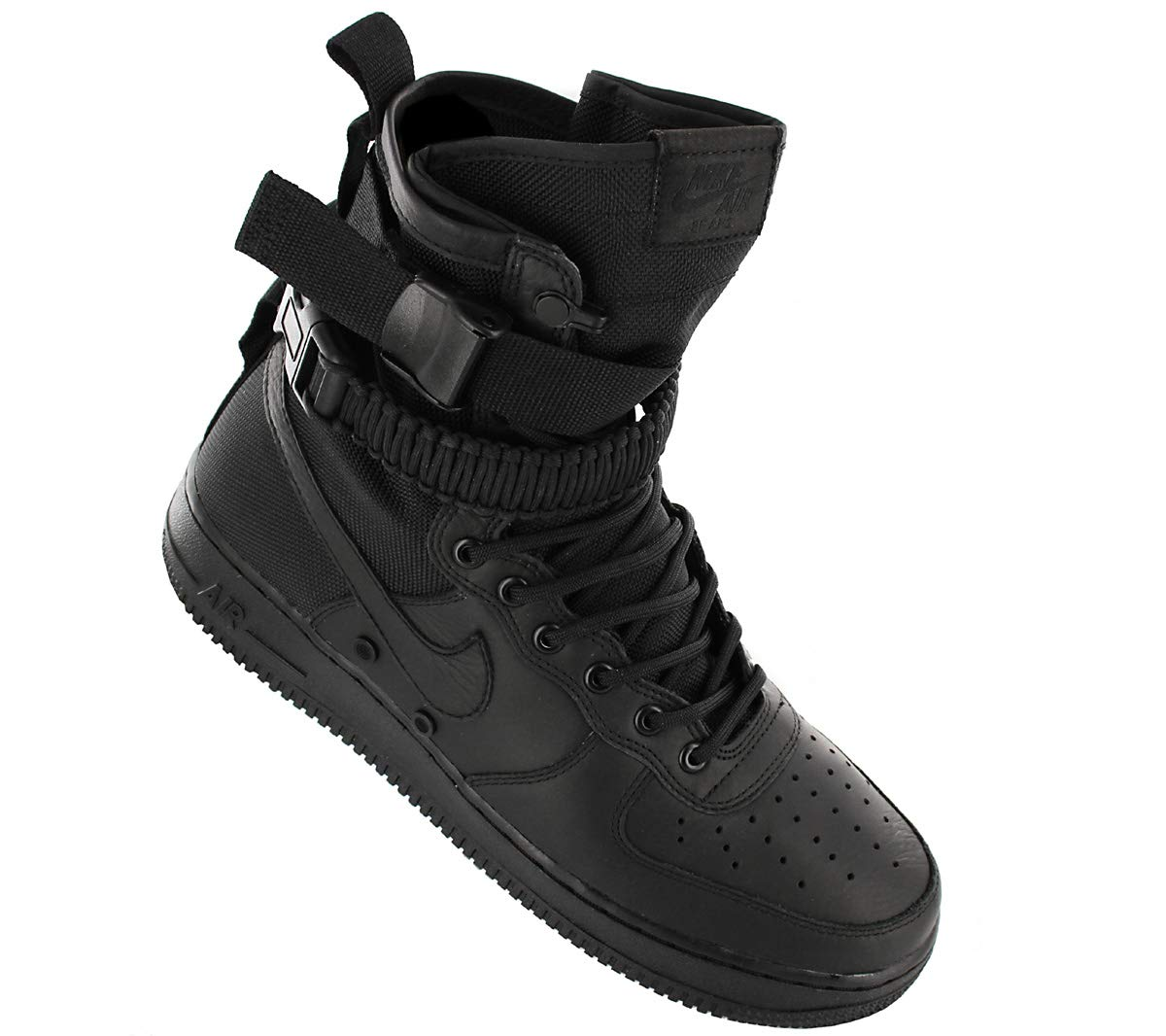 61wN18cZ4wL - Nike Air Force SF AF1 High Boot Sneaker Boots Black Men Trainers Sneaker Shoes