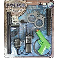 Amazon.es  cinturones policia - Disfraces y accesorios  Juguetes y ... f3853a740b0