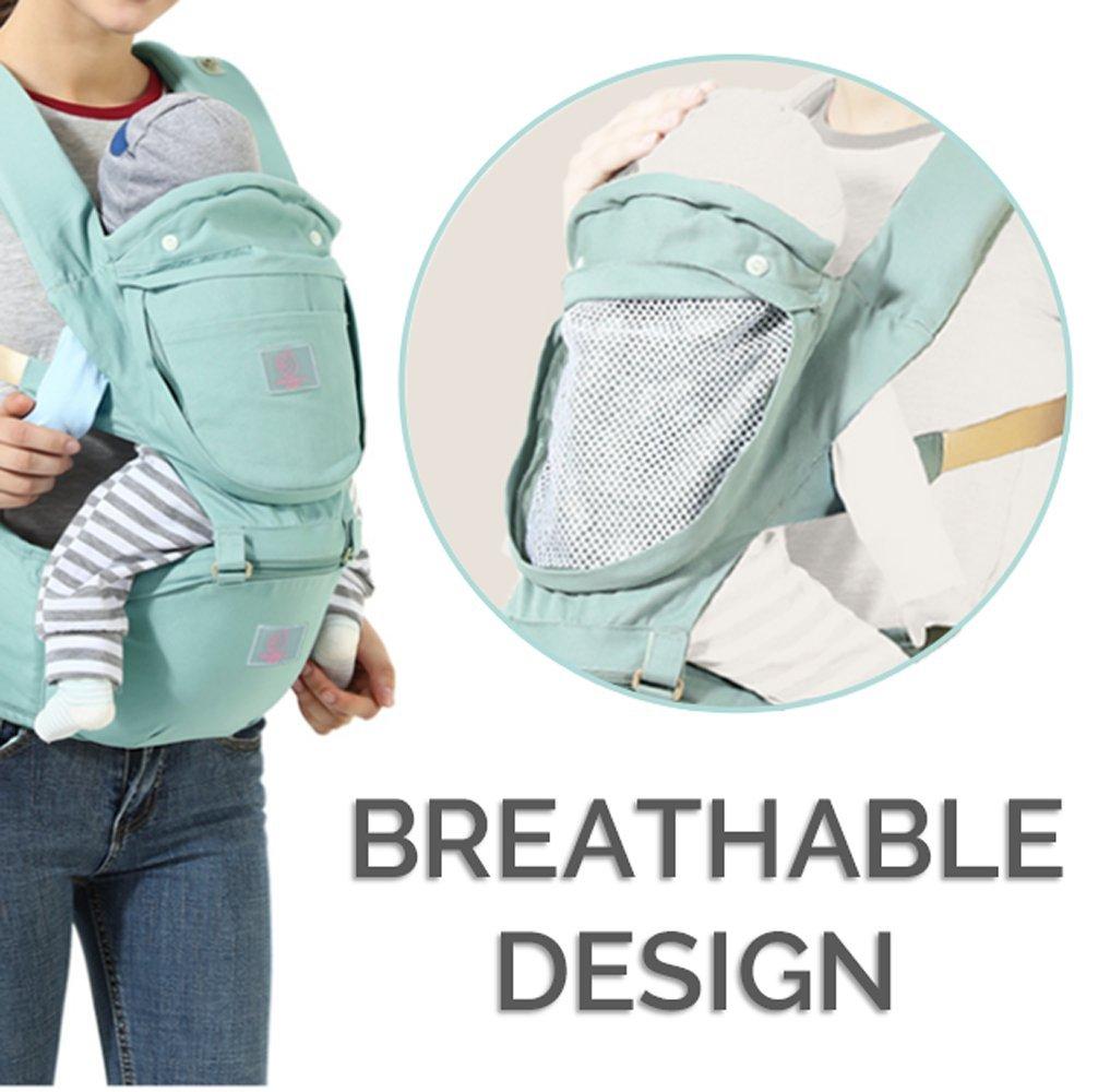 Mochila de Pa/ñales de Beb/é Mochila Bebe InnoBeta con Aislado Bolsillos GRIS Moda y Duradero bolso maternidad Multifuncional de Gran Capacidad bolso carro beb/é Impermeable