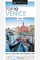 DK Eyewitness Top 10 Venice: 2020 (Pocket Travel Guide) Paperback