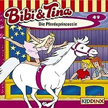 Bibi und Tina 49. Die Pferdeprinzessin. CD.