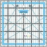 Regla de Manualidades Patchwork rotarios plaza Imperial - 15,24 cm x 15,24 cm
