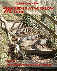 Murder At Wicklow Mensa (Mensa Mystery Series Book 5)