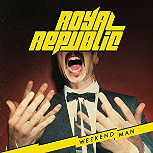 Royal Republic in concerto