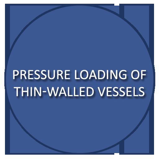 Pressure Loading of Thin-walled Vessels (Sphere) (Walled Vessel)