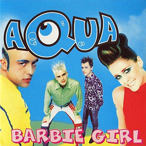 Barbie Girl (Aqua-barbie)