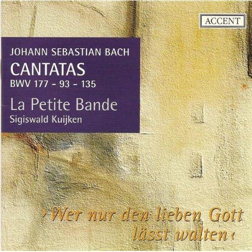 Ach Herr, mich armen Sunder, BWV 135: Aria: Weicht, all ihr Ubeltater (Bass)