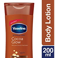 Vaseline Intensive Care Cocoa Glow Body Lotion, 200 ml